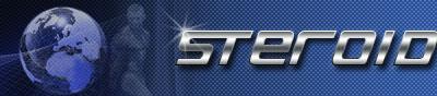 SteroidWorld Logo